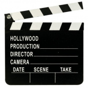 Directors Clapperboard Hollywood Party Decoration Clapper Board Film Movies Prop