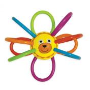 Manhattan Toy Zoo Winkel Lion Teethers