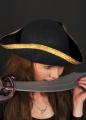 Victorian Town Crier Tricorn Hat