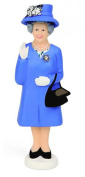 """Waving Solar Queen Coronation """" Derby Edition """" with blue Hat and Dress , Brand new Design"""