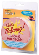 That's Baloney! Game Grade 4