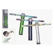 Toysmith Kaleidoscope 23cm With A Double-Colour Glitter Wand That Will Amaze Your Senses - Best Ever! Toy / Game / Play / Child / Kid