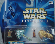 Star Wars Episode 1 Micro Machines Collection 2 II