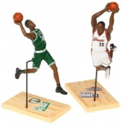 McFarlane Toys NBA 7.6cm Sports Picks Series 1 Mini Figures 2-Pack Lebron James & Paul Pierce