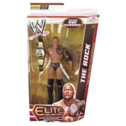 WWE Elite Series The Rock Action Figure