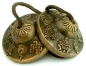 Tingsha Tibetan Bell (Chimes) Buddhist Lucky Symbols