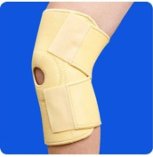 MAGNETIC KNEE SUPPORT BRACE WITH 16 THERAPY MAGNETS