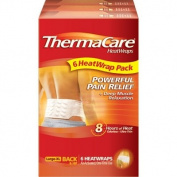 ThermaCare Back HeatWraps - 6 pk.