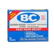 BC Fast Pain Relief, Powders, 24 ct.