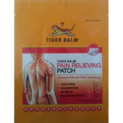 Tiger Balm Pain Relieving Patch, Advanced Hydrogel patch, 1 patch