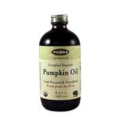 Flora Pumpkin Oil Certified Organic 250ml Glass
