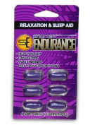 Relaxation & Sleep Aid -All Natural- 18 Soft Gel Capsules/Pills, Helps with Stress & Anxiety, Sleep Better, Feel Better