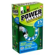 CLR Power Plumber Pressurised Drain Opener Plunger Kit, 130ml Can