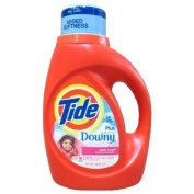 50 oz. Tide Laundry Detergent w/ Downy Fabric Softener