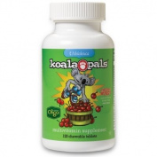 Children Multivitamin Koala Pals, 120 tablets