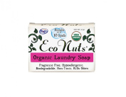 Eco Nuts Organic Natural Laundry Soap 10 Loads Fragrance Free -- 15ml