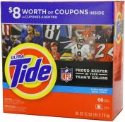 Tide Ultra Clean Breeze Scent Powder Laundry Detergent 68 Loads 2810ml