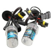 Vktech 2X 55W 9006 6000K Xenon HID Head Light Bulb Xenon Lamp Light Car Lamp