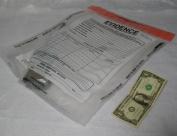 Large Plastic Evidence Bag, 100 pk