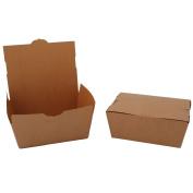 Southern Champion 0734 20cm Length x 14cm Width, 8.9cm Depth, Kraft Colour, ChampPak Carryout Box