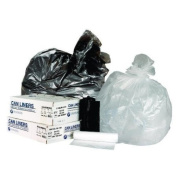 208.2l High Density Can Liner, 14 Micron Equivalent in Clear
