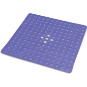 Essential Medical Supply Shower Mat with Drain