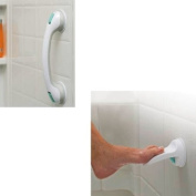 Safe-er-Grip 43cm Bathtub and Shower Handle and Shower Foot Rest