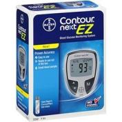 Bayer Contour Next EZ Glucose Metre Kit