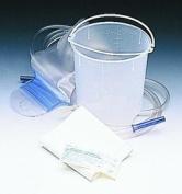 Enema Bag and Bucket Set