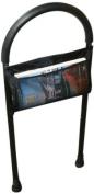 MEDLINE black Bed Assist Bar