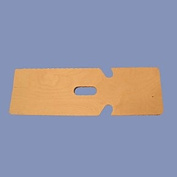 SafetySure Notched Wooden Transfer Board - Length 60cm
