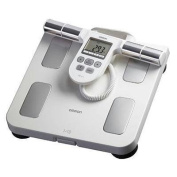 Selected Full Body Sensor w Scale Wht By Omron Healthcare