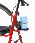 NOVA Medical Products Cup Holder for Rollator/Wheelchair