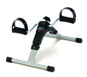 Nova Digital Exercise Peddler, Silver/black