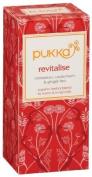 Pukka Revitalise Kapha Tea, 20 sachets
