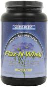 flax-N-Whey, Vanilla Nut, 1.99 lbs