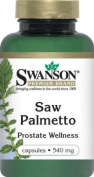 Saw Palmetto 540 mg 250 Caps by Swanson Premium