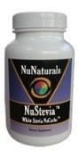 NuNaturals Nustevia white Stevia, NoCarbs, 100mls