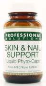 Skin & Nail Support Liquid Phyto Caps [60 Vegetarian Capsules] Professional Solutions