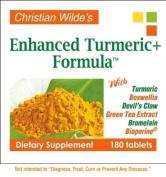 Christian Wilde's Enhanced Turmeric+ Formula