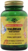 Solgar Standardised Valerian Root Extract Vegetable Capsules