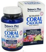 Natures Plus ACTIVATED CORAL CALCIUM 1000 MG VCAPS 90