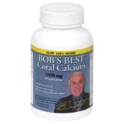 Bob's Best Coral Calcium, 2000 mg, 90 caplets
