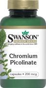 Chromium Picolinate 200 mcg 200 Caps