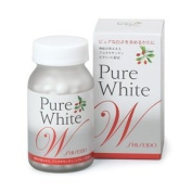 LOT 3 Shiseido Pure White W Tablets for Whitening