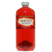 MediGOLD (20 ppm of 99.99+% Pure Bioavailable Colloidal Gold) - 500 mL