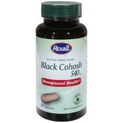 Rexall Black Cohosh 540mg-50 Ct