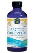 Nordic Naturals - Arctic CLO, Heart and Brain Health, and Optimal Wellness, Lemon 240mls