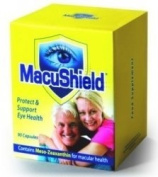 Three Packs of Macushield 90 Capsules