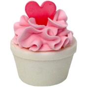"""""""Cupid"""" Fizzy Bath Cupcake"""